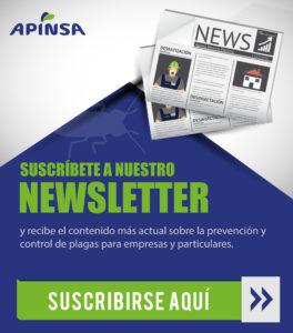 newsletter control de plagues